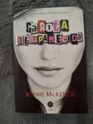 """Livro """"Garota Desaparecida"""" da Sophie McKenzie"""