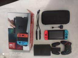 Nintendo Switch DESTRAVADO