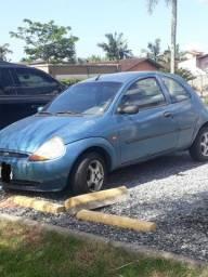 Ford ka ano 2000 motor zetec rocam