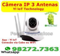 Câmera IP 03 Antenas Yl loT Technology - (Gira)