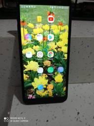 Celular Samsung Galaxy J4 Core, seminovo (5 meses de uso), 16GB