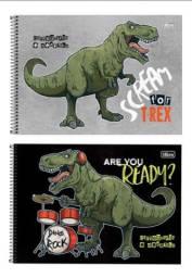 Kit caderno de desenho