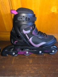 Patins Oxelo Active Fit 3 Tam 38/39