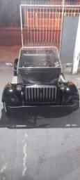 Mini buggy diversão pra família toda