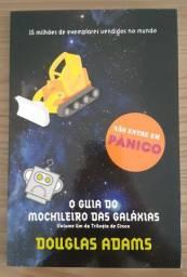 O Guia do Mochileiro das Galáxias - Vol. 1 - Douglas Adams