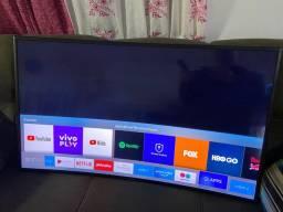 Tv 49 Curva Smart Samsung Top