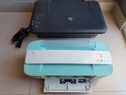 Impressora Hp Deskjet 2050 x Impressora Hp DeskJet Ink Advantage 3790 wifi
