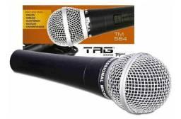Microfone Dinâmico Tagima