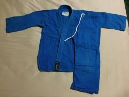 Kimono M01 azul