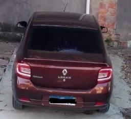 Renault Logan 2014 1.0