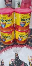 Vende-se Leite Ninho 1+.