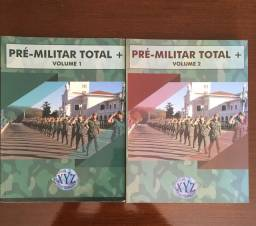 Pré-militar total + da xyz