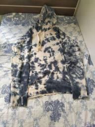 Casaco leve Tie Dye