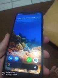 Motorola one trincado funcionando tudo