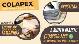 Xerox , impressões,  papelaeia, copiadora