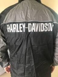 Capa de chuva completa - Harley Davidson (M)