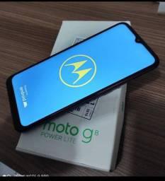MOTO g8 POWER LITE 64/4 GB TROCO POR OUTRO