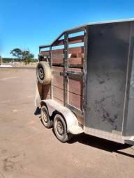 Carreta para Transporte de Cavalo (2020)