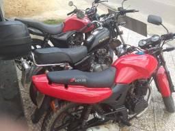 Vendo ou troco motos