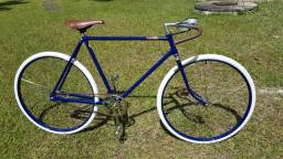 Raleigh Bicicleta Antiga modelo Patch Racer