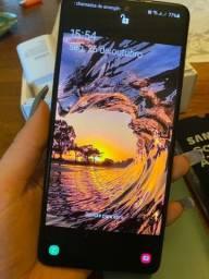 Vendo Samsung a71 novo com garantia 1800