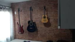 Suporte para violão de parede