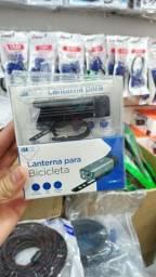 Lanterna para Bicicleta Luatek