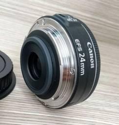 Lente EFS 24mm f/2.8 STM CANÔN