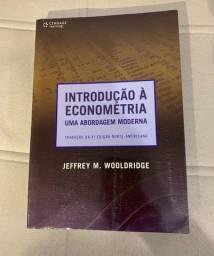 Introdução à econometria - uma abordagem moderna Wooldridge