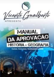 Manual da Aprovação: História & Geografia