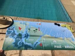 Toalha de Praia Litoral do Piauí