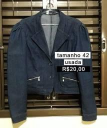 Jaqueta Jeans 42