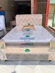 Cama cama cama unibox Casal + cabeceira 1120,00 até 10x Aceitamos todos os cartão