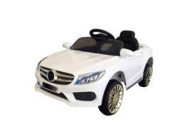 Mini Carro Elétrico Infantil Criança 6V com Controle Remoto Outlet