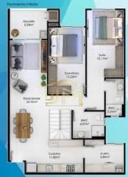 PV/Lindo Apartamento Duplex Com Terraço Na Praia Das Gaivotas-Ingleses