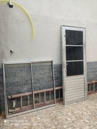 Porta e janela aluminium