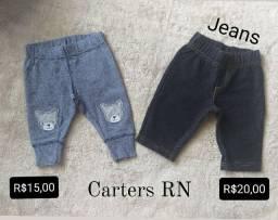 Calças Carters Rn