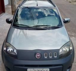 Fiat uno way 1.0 completo 2012/13