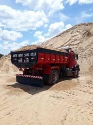 Areia e seixo promoção *
