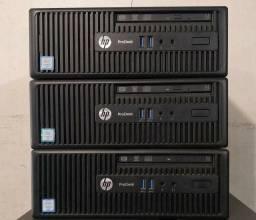 Cpu HP i3 6100 sexta G