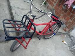Troco em notebook esta bicicleta de carga ! Zap *