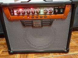 Amplicador Roland, GA 112, 100 W potência.
