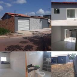 Casa nova p/ financiar, bairro Fonte Boa, Castanhal.