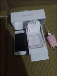 iPhone SE 128 giga novo na caixa