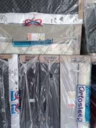 Box box box com colchão de 7cm e 7pez