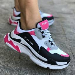 Tênis atacado vans Adidas Nike puma Mizuno balanciaga....