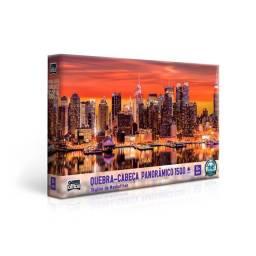Quebra-cabeça Skyline de Manhatthan 1500 peças