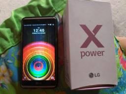 LG X Power Leia descrição