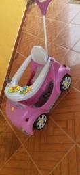 Carrinho a pedal  calesita