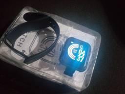 Vendo smart watch   novo